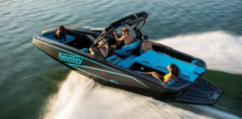 Heyday - the Wake Boat Game Changer